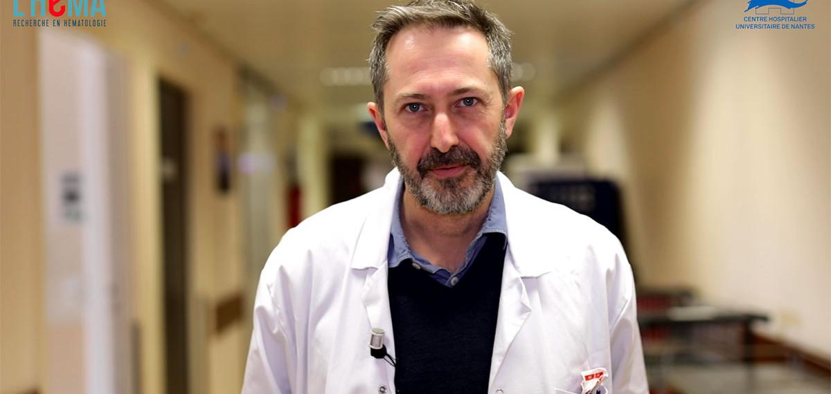 Secteur protégé du Service hématologie CHU Nantes